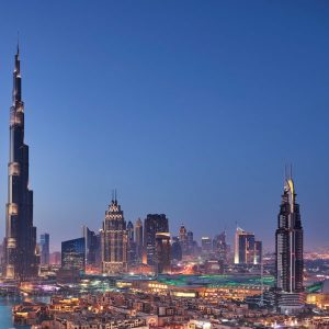 Dubai With Burj Khalifa Luxury Tour Package