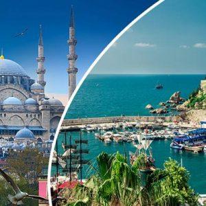 Istanbul & Antalya 6 Days Tour