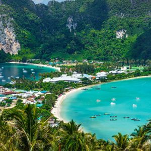 Phi Phi Islands Tour 2 Days 1 Night