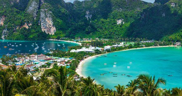 Phi Phi Islands Tour 2 Days 1 Night