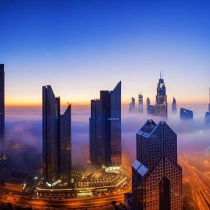 Winter Special Dubai Holiday Package 4 Nights